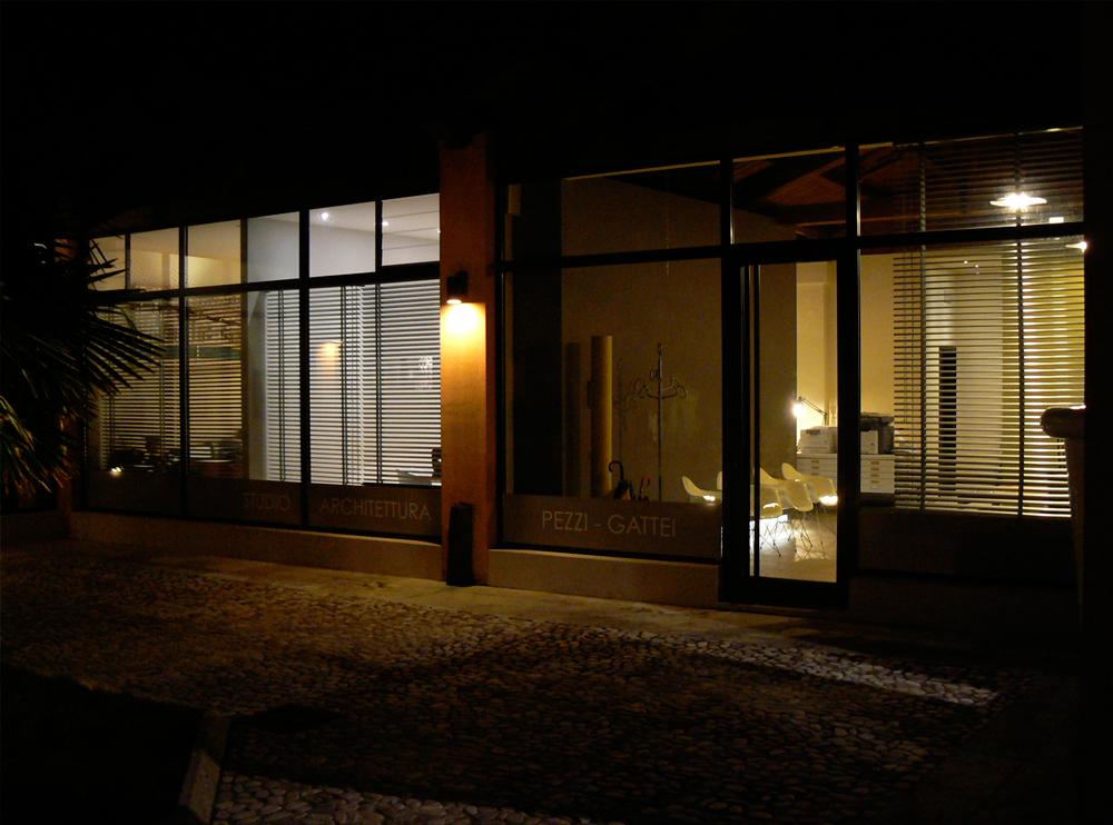 Andrea Gattei Architetto - Commercial - Atelier di Architettura - esterni Rimini