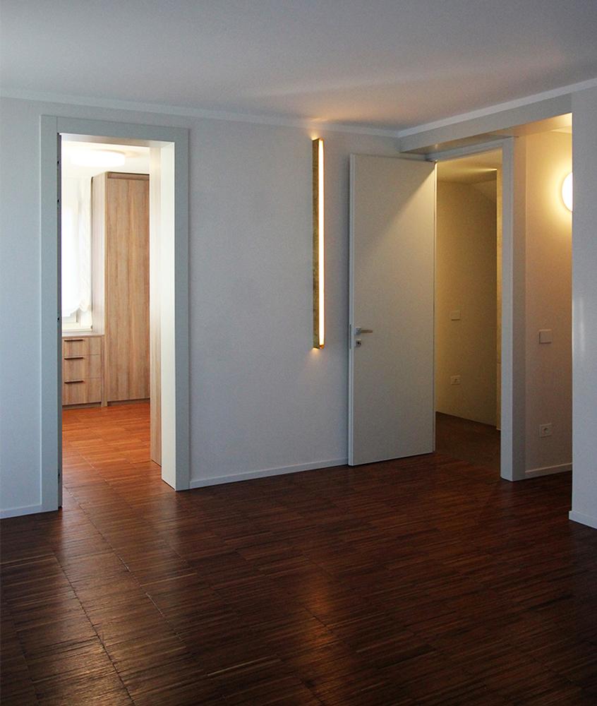 Andrea Gattei Architetto - Residential - Villa Bianca - interni villa Rimini