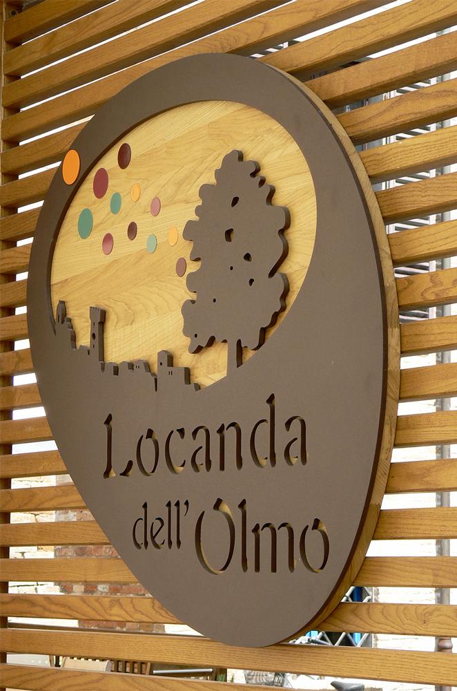Andrea Gattei Architetto - Commercial - Locanda dell\'Olmo - interni