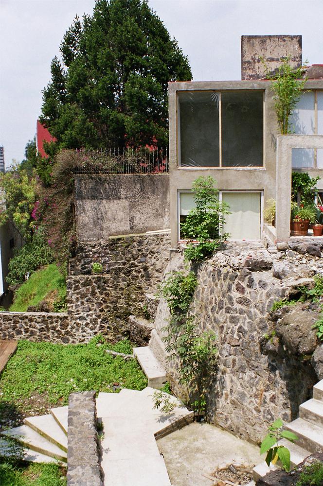 Andrea Gattei Architetto - Residential - Villa Verde - esterni villa Pedregal, Ciudad de Mexico
