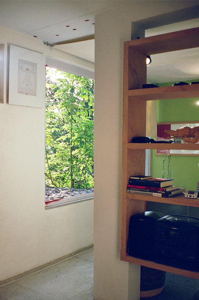 Andrea Gattei Architetto - Residential - Villa Verde - particolari interni soggiorno camera villa Pedregal, Ciudad de Mexico