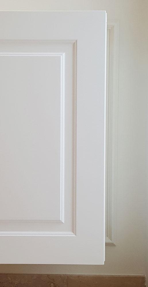 Andrea Gattei Architetto - Residential - Attico Bianco - interni dettagli Riccione
