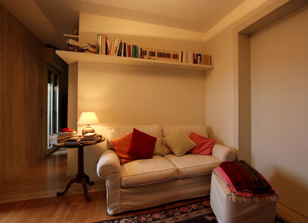 Andrea Gattei Architetto - Residential - Il Nido - interni  Rimini
