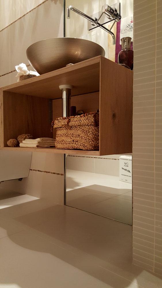 Andrea Gattei Architetto - Residential - Il Nido - bagni Rimini