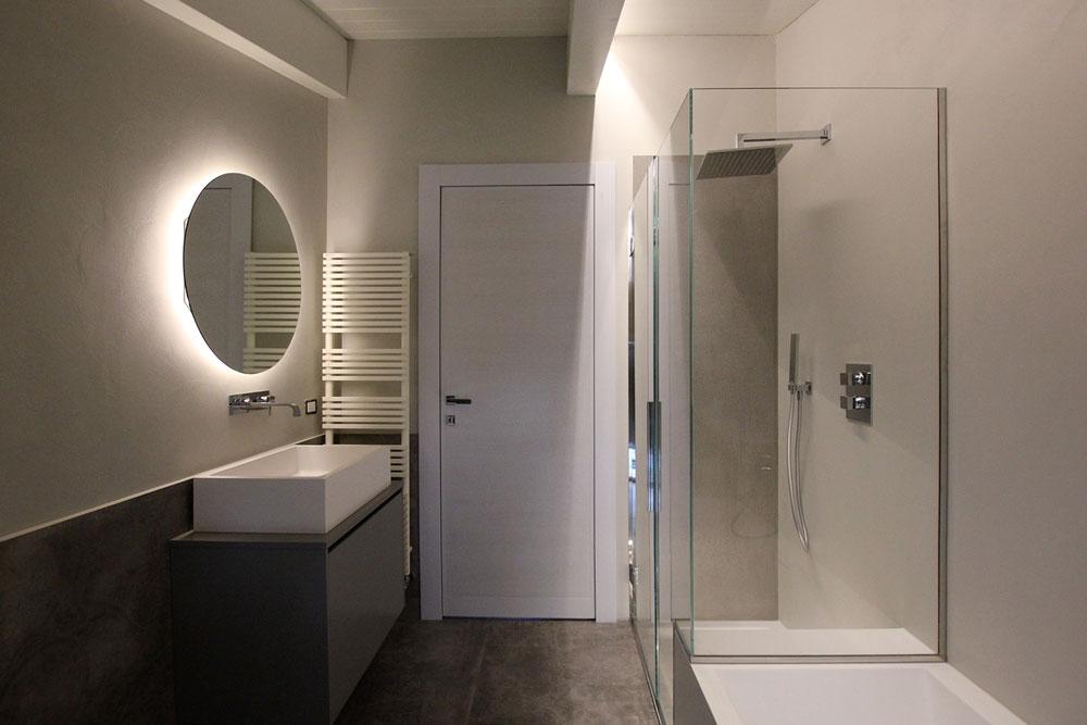 Andrea Gattei Architetto - Residential - Villa dell\'Ottocento - bagni villa