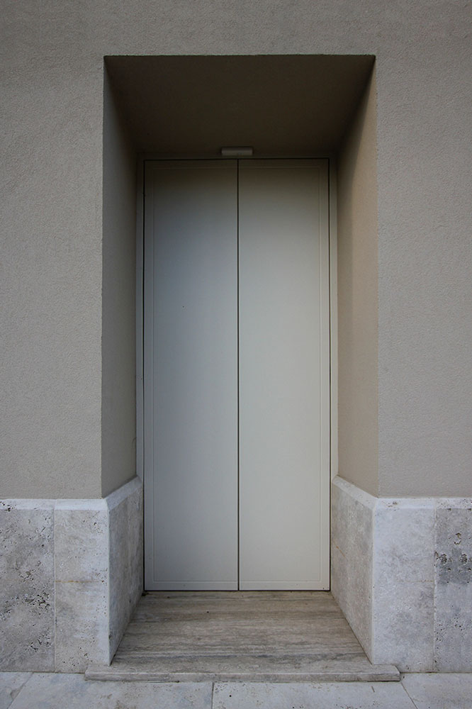 Andrea Gattei Architetto - Residential - Villa dell\'Ottocento - dettagli esterni villa