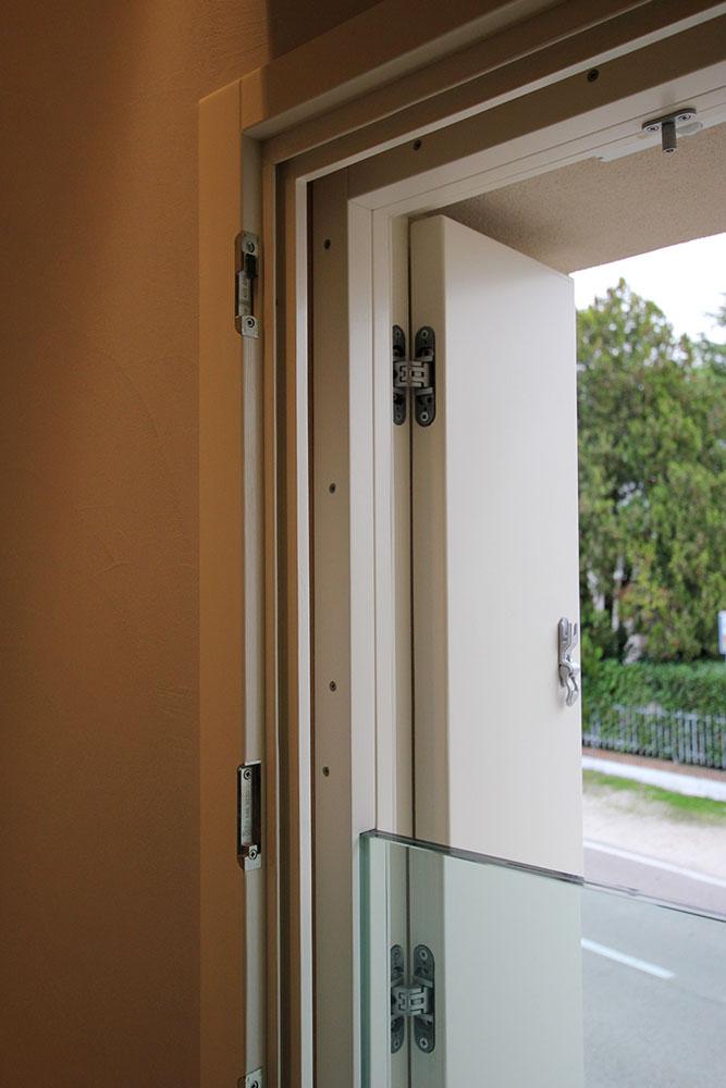 Andrea Gattei Architetto - Residential - Villa dell\'Ottocento - dettagli serramenti villa